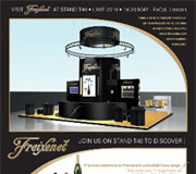 Freixenet Newsletter Design