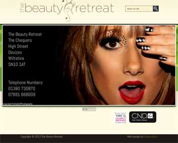 The Beauty Retreat, Devizes