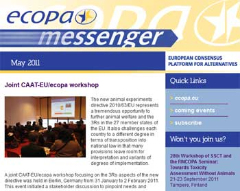 ecopa Newsletter