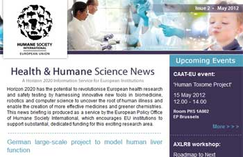 Humane Society International Newsletter