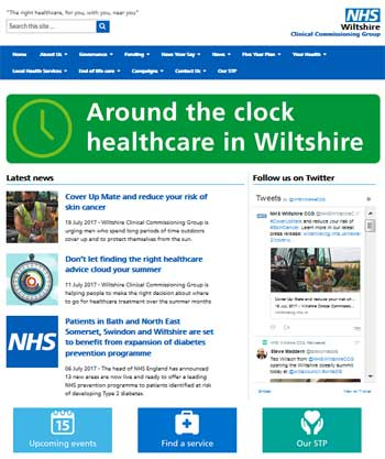 Wiltshire NHS Clinical Commissioning Group