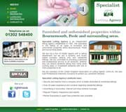 Specialist Letting Agency Website Design